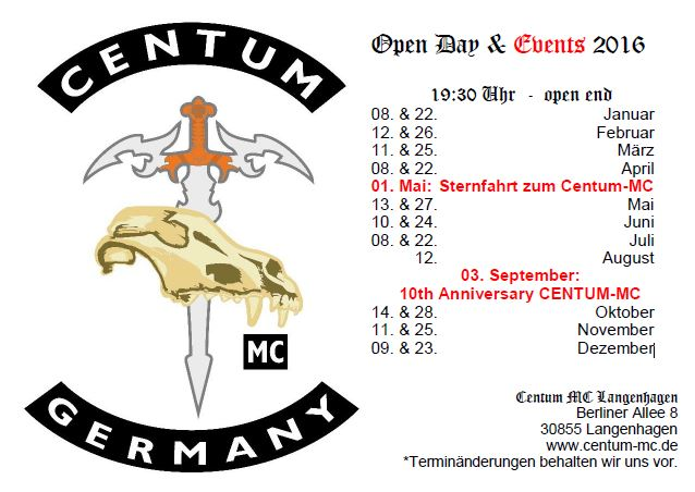 Centum MC OpenDay2016